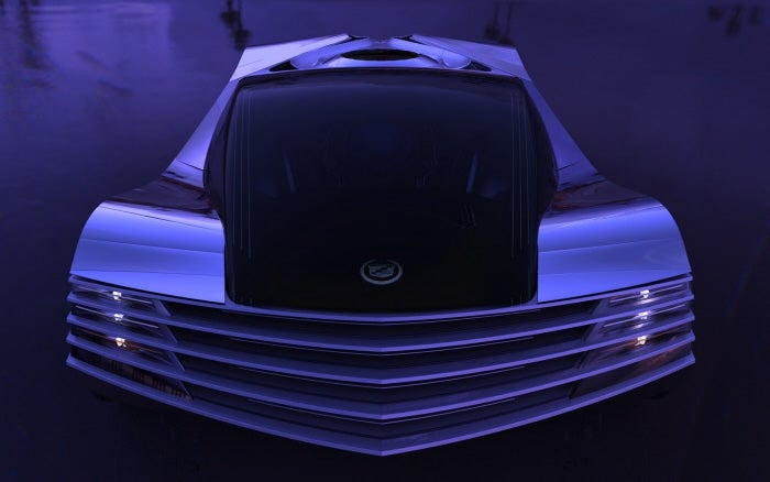 The Cadillac WTF: All New For the Year 8000