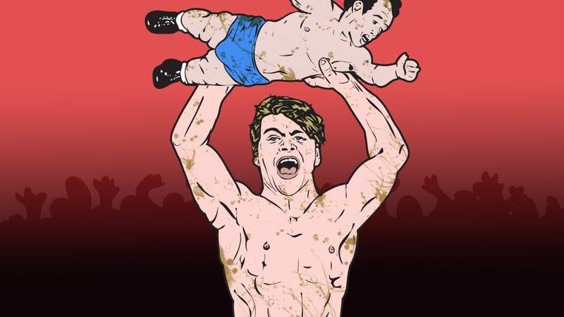 Fact or FUCKED UP? Matt Damon Mud Wrestles Tiny Gigolos