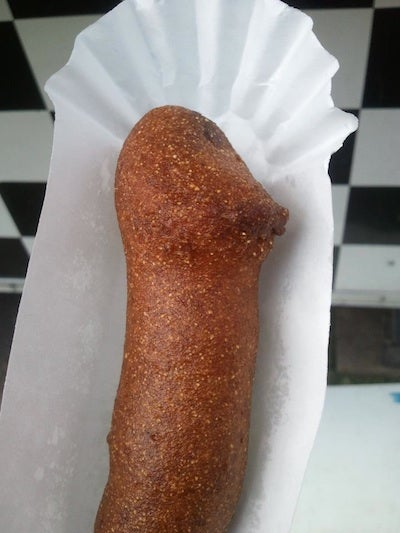 The Corn Dog Dong And More: The Week In Unintentional Dongs