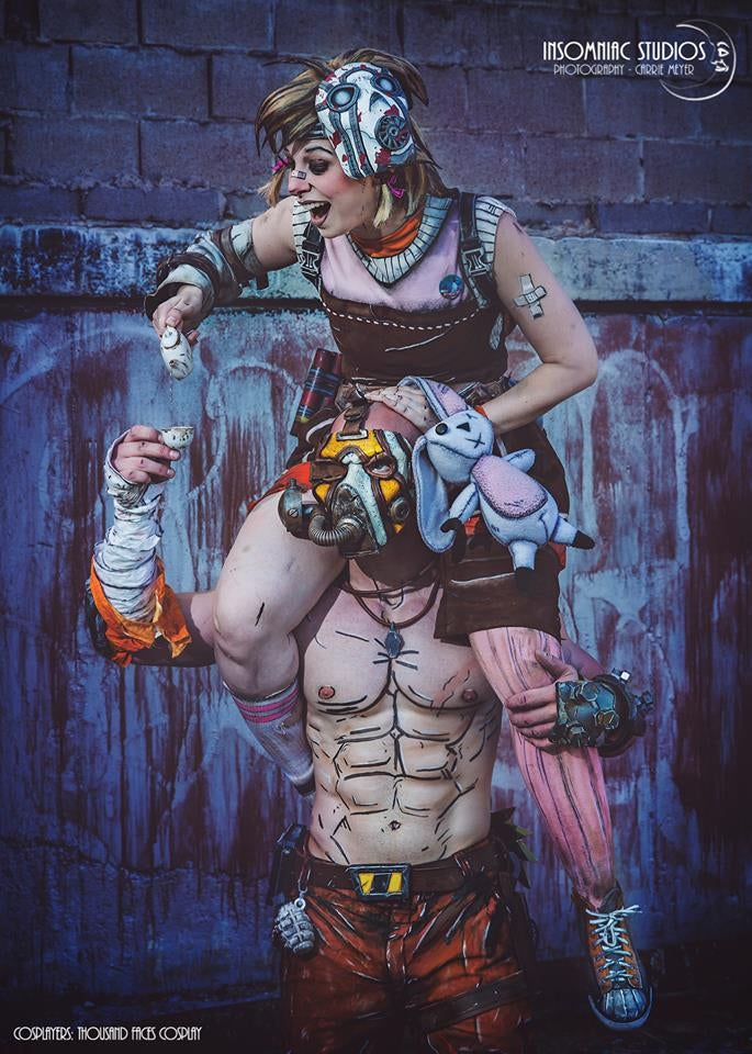 Tales (Well, Cosplay) From TheBorderlands