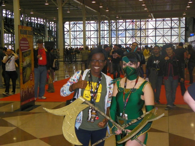NYCC 2011 Day Two in Pictures