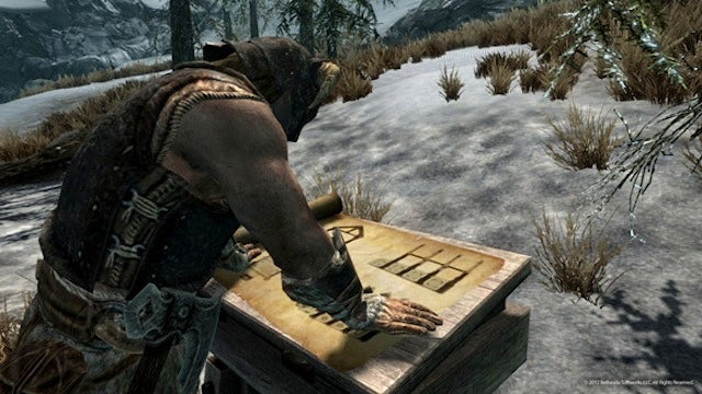 Minecraft Helped Inspire Skyrim's Newest DLC