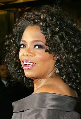 Oprah Is PETA's Person Of The Year