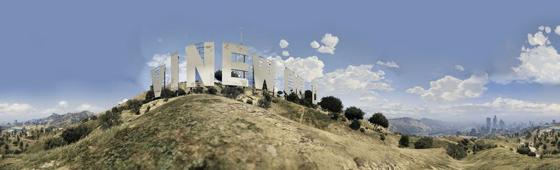 Let's Appreciate Grand Theft Auto V's Panoramas For A Second