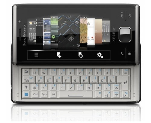 Sony Ericsson Xperia X2 Official, Runs Windows Mobile 6.5