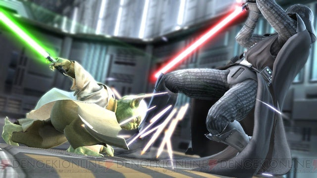 First Official SCIV Yoda/Darth Vader Fighting Screens