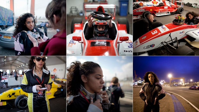 Meet The Female Street Racers Of Palestine