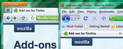 A Mockup of the Firefox 4 User Interface: Hello, Gorgeous!