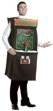 How to make a MAME Arcade Cabinet Costume