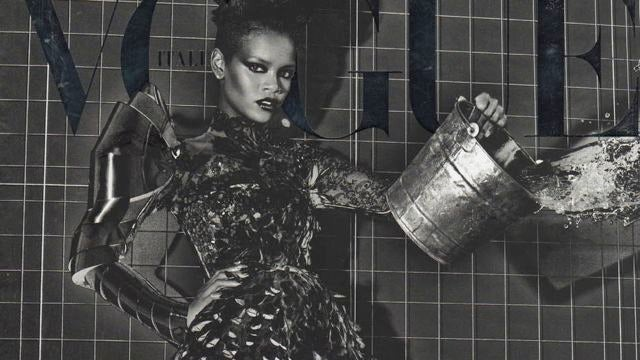 Rihanna, Woman Of The Year, Gets Sued For Plagiarism