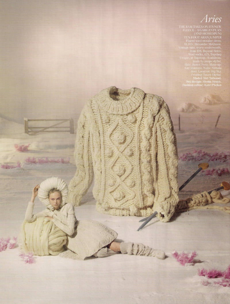 Astrology Inspires Fashion, Gorgeousness Ensues