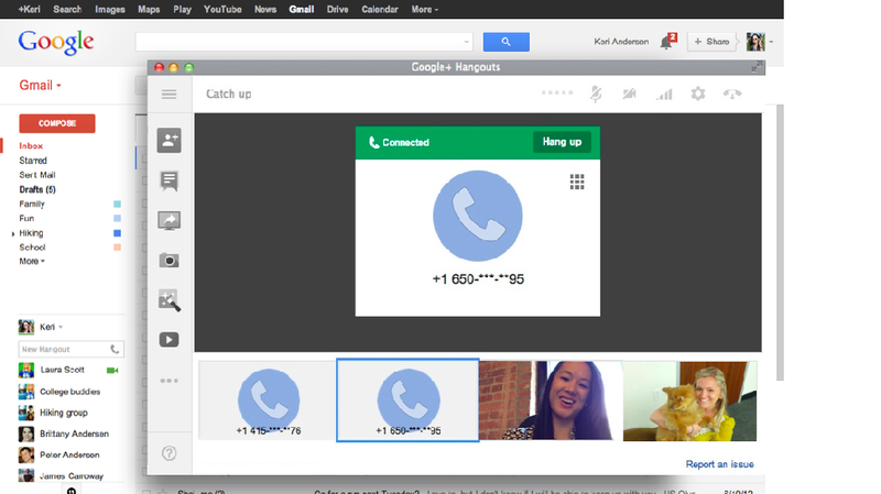 Phone Calls Are Back in Gmail