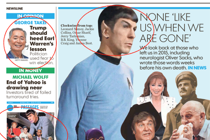 Obviously There Are a Bunch of Trekkies DesigningUSA Today