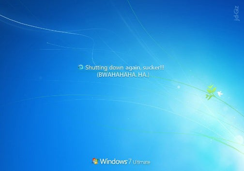 Windows 7 RC1 Will Auto Shut Down Every Two Hours, Months Before Expiration