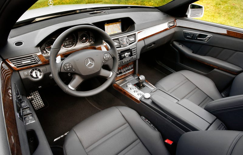 2010 Mercedes E63 AMG: First Drive