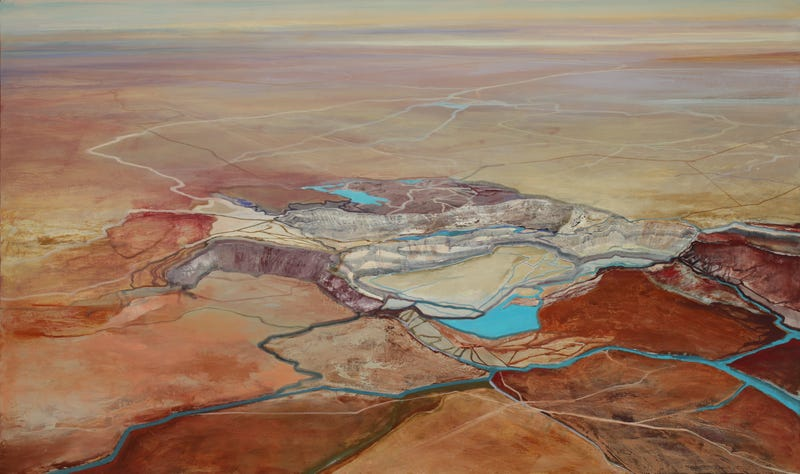 The Strange Beauty of Landscape Painting In the Industrial Age