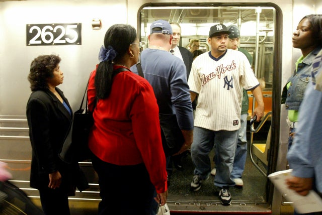 Man Broke Arm to Escape Subway Death