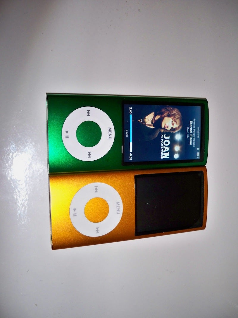iPod Nano Review Gallery