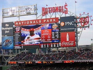 The Nationals' New Stadium Looks Rather Spiffy