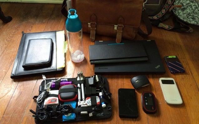 The Always-Ready Go Bag