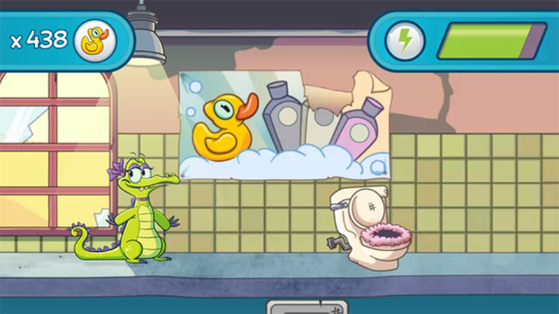 There's One Major Free-To-Play Problem With Where's My Water? 2