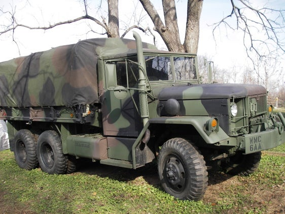 1981 AM General M35-A2C
