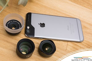 The Best Lenses for iPhone Photography