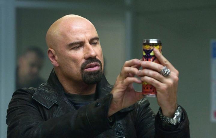 John Travolta Is Going to Rub You Out
