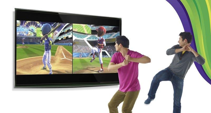 Coming Up This Weekend at PAX: Kinect Sports Baseball