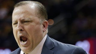 Tom Thibodeau Is Even More Intense Than You Thought