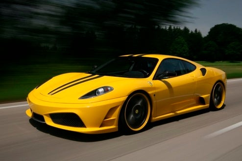 Novitec Rosso Twin-Supercharged Ferrari 430 Scuderia