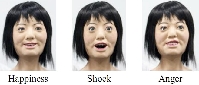 Taiwanese singing robot head is a melodious abomination