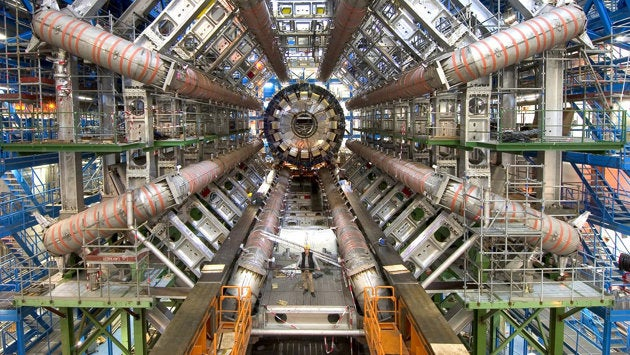 The tailer for Particle Fever smashes open the Large Hadron Collider