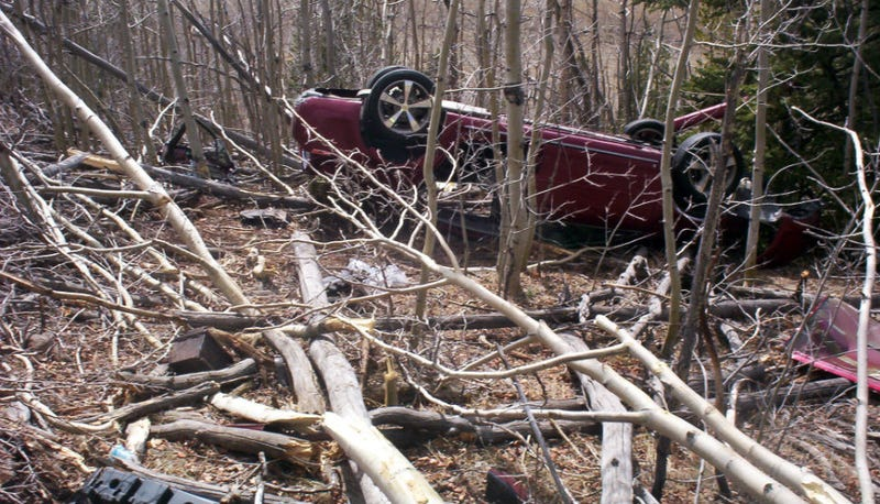 Woman Survives Being Trapped for Five Days After Car Crash