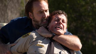 Comeback Kid: The Redemption of Nicolas Cage in <em>Joe</em>