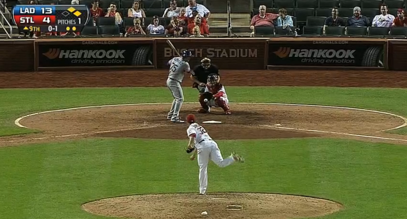 A Catcher Pitched To A Pitcher Last Night, And It Was Great