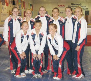 Gymnasts Pose For Questionable Pic • New York Chooses First Black Female Boxing Czar