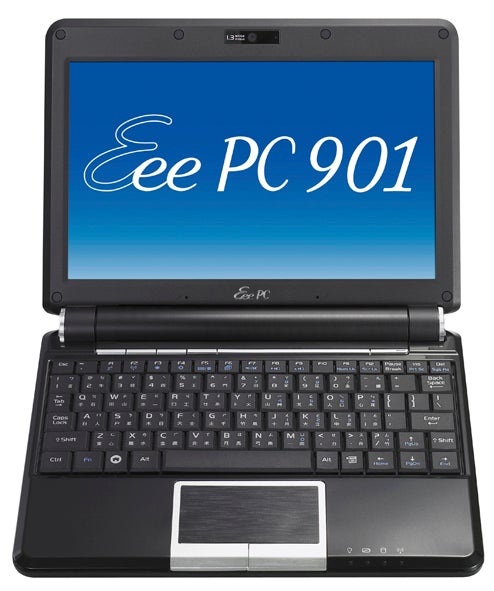 Asus Eee PC 901 and 1000 Dates Soft-Announced