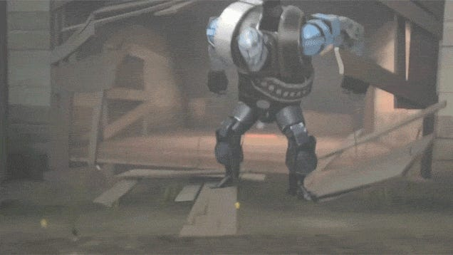 Team Fortress Would Be So Much Better With Giant Robots
