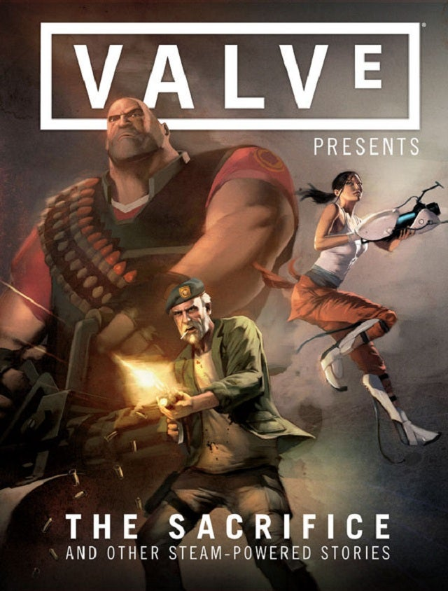 Dark Horse and Valve's Collaborative Comic Collection Hits Later This Month
