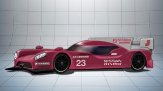 EXCLUSIVE: This Is Nissan's Front-EngineGT-R LM Nismo Le Mans Racer