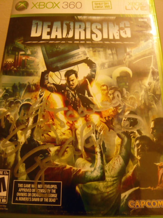 George Romero Clueless About Dead Rising?