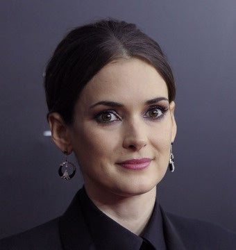 """Winona Ryder Rebelled Against Her 'Rents By Being """"Normal"""""""
