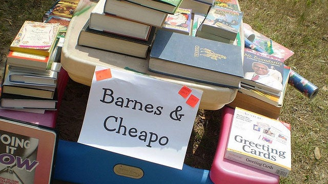 Make More Money from Your Yard Sales with a Price Drop Day