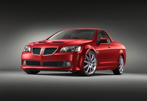 2010 Pontiac G8 ST Concept Coming To SEMA