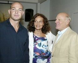 Why Did Barry Diller Marry?