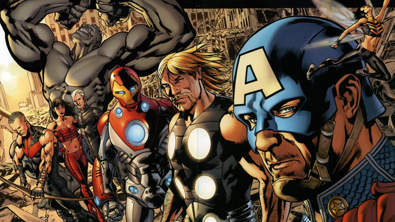 The Best Comics for Fans of the Marvel Cinematic Universe