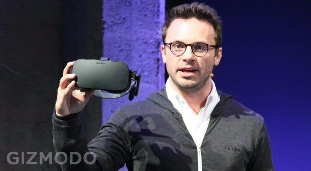 Esta es la versión final del Oculus Rift, a la venta a comienzos de 2016