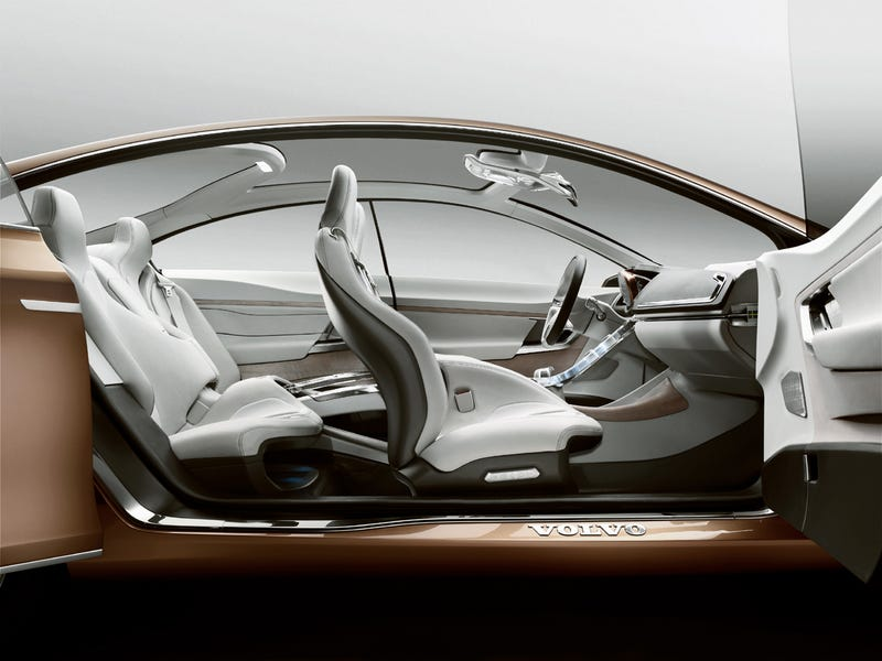 Crafting The Authentic Swedish Crystal Console Of The Volvo S60 Concept