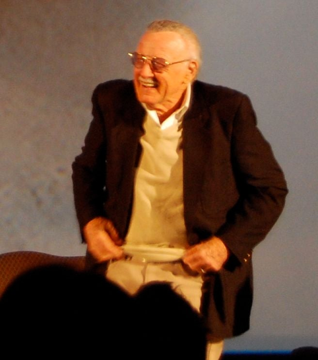 Stan Lee Shouts 'Excelsior!' At io9
